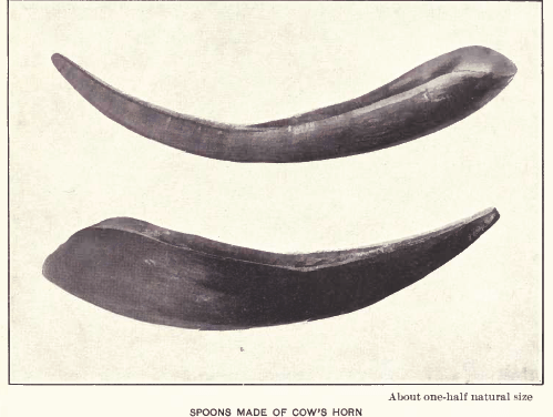 Choctaw Usage of Horns