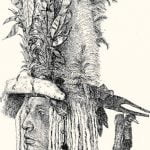 Blackfoot Sundance Headress