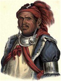 Tenskwautawaw, the Prophet