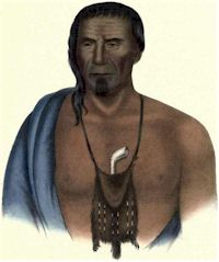 Delaware Indian Allotments
