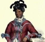 Tshusick An Ogibway Woman (Ojibway)