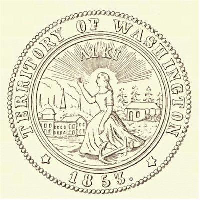 Governor Stevens, Washington Legislature, Building a New State