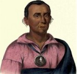 Watchemonne, The Orator, Third Ioway Chief