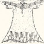 Fig. 15. A Woman's Dress made from Two Deerskins