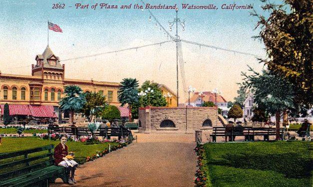 1922 Watsonville California Directory