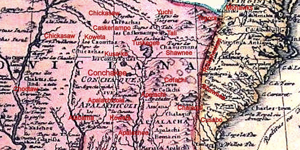 Early Colonization of La Louisiane
