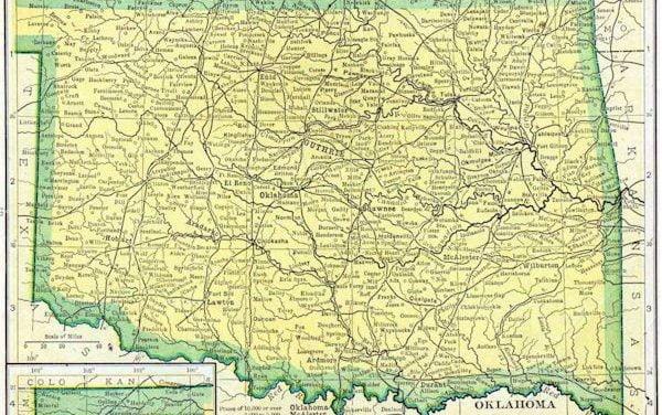 Northeastern Oklahoma Biographies