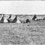 Near Fort Laramie, 1868