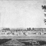 """Oto Encampment, Near the Platte"" - Samuel Seymour"