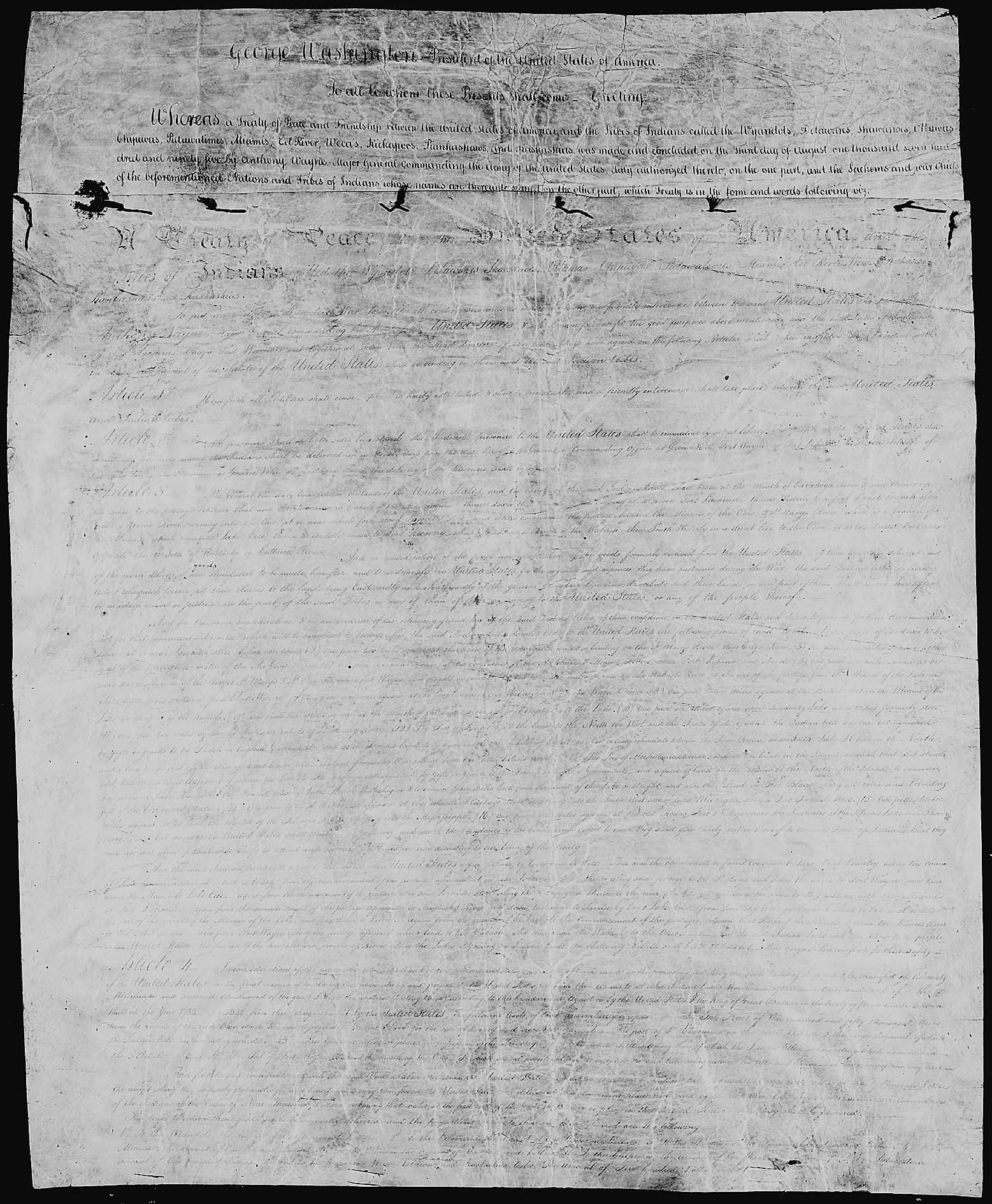 the treaty of greenville an agreement Which treaty ended the war of 1812 (a) the treaty of paris (b) the treaty of greenville (c) the treaty of get the answers you need, now.