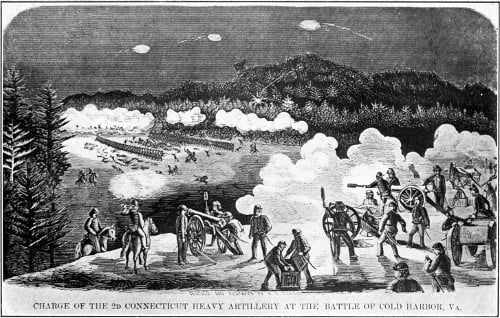The First Battle of the County Regiment