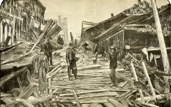 Johnstown Flood Mosaic Gallery