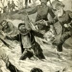 Lynching and drowning thieves