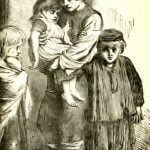 Made orphans by the flood