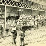 Relief for Johnstown - Pennsylvania Railroad Station, Philadelphia