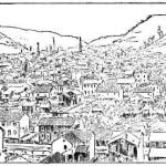 The Village of Johnstown before the Flood