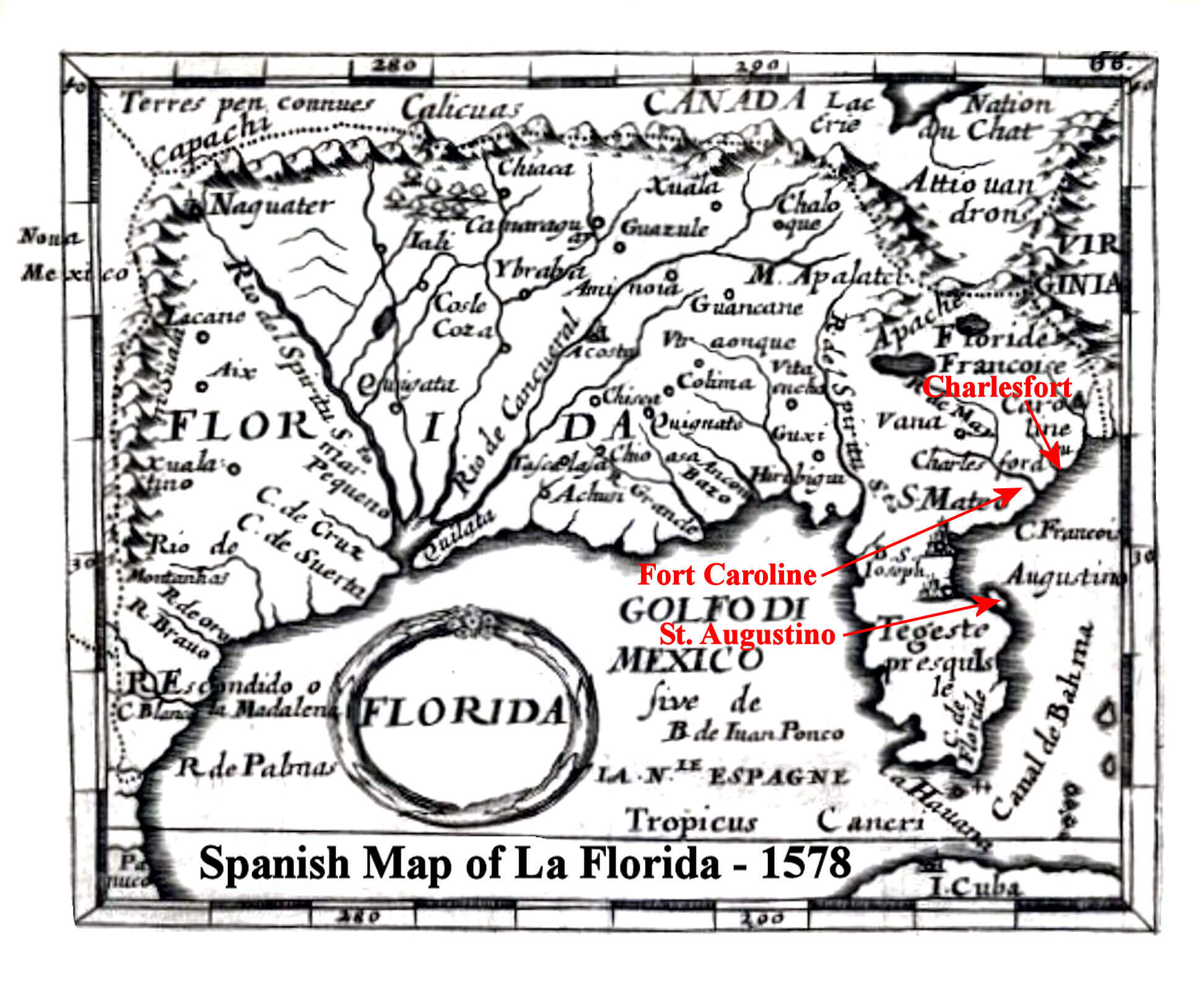 16th Century French Exploration Of North America  Access