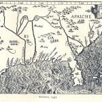 1597 Wytfliet Map