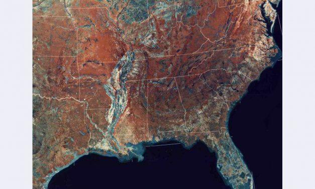 Geography Around the Coastal Region of Fort Caroline