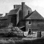 Old Block House, Fort Pitt, Pittsburgh, Pennsylvania