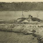 Fort Washington Point, Fort Lee on Opposite Shore