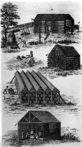 Plantation tobacco houses and public warehouses