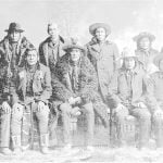 Piegan Chiefs and Headmen, Blackfeet Agency, Montana