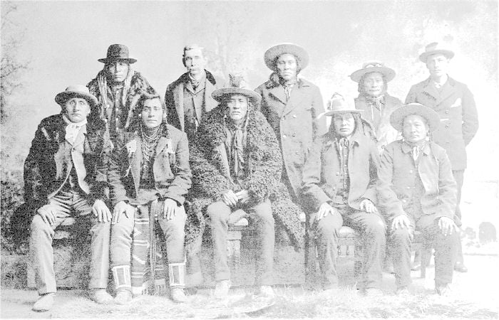 Blackfeet Reservation
