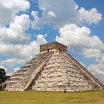 ChichenItza Pyramid of Sun