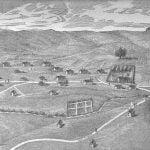 Omaha Tribe Village