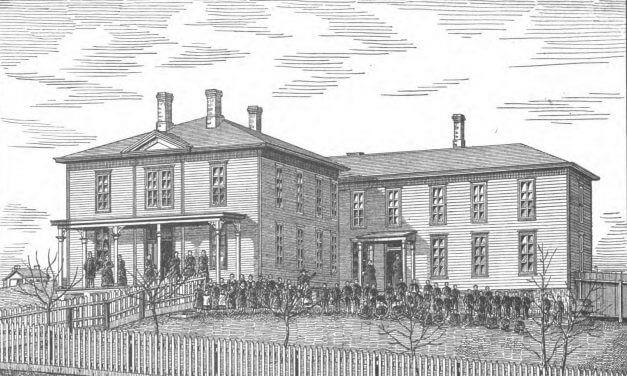 Indian Schools, Seminaries, and Asylums