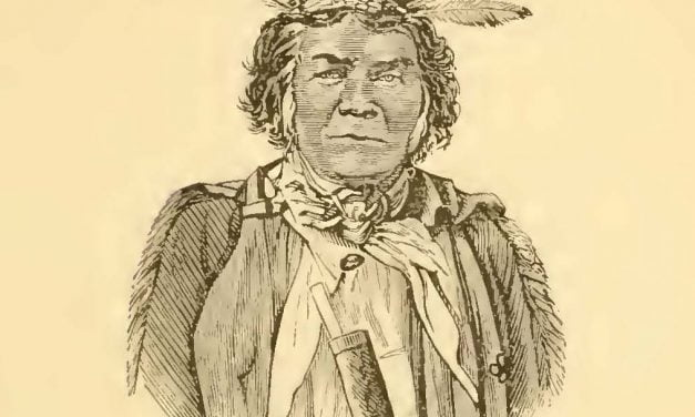 Shau-be-na Potawatami Chief