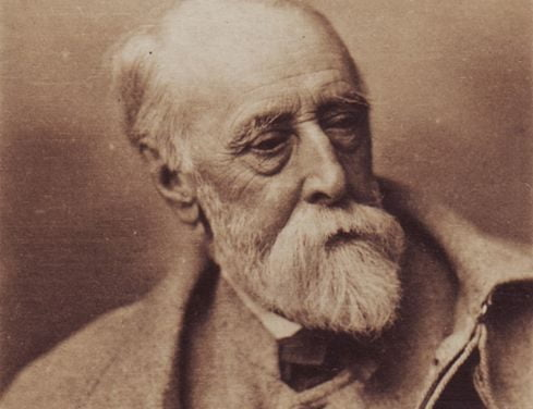 Biography of George Frederick Watts