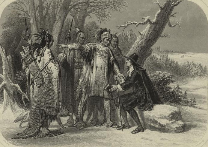 the influence of roger williams on america Continued from part i:   religious freedom in colonial new england (part ii) roger.
