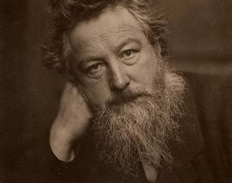 Biography of William Morris