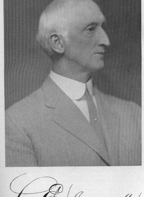 Biography of Dr. Lot Edward Alexander