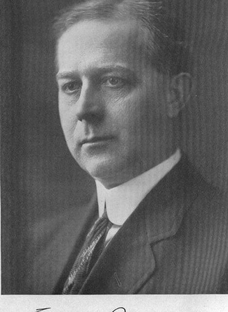 Biography of Ernest M. Conrad, M. D.