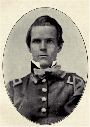 Biography of Lieutenant William Gaston