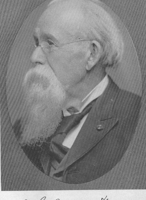Biography of Thomas Morris Hardy