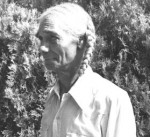 "Leon Taylor (1922-2003), father of Chief Wilford ""Longhair"" Taylor, was an important source of the MOWAs' oral tradition. (Courtesy of MOWA Choctaw Cultural Center)"