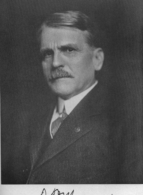 Biography of Daniel F. Mustard