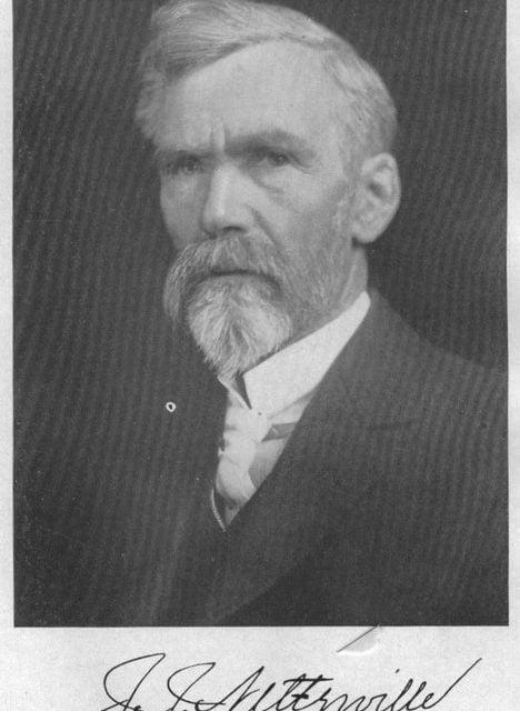 Biography of James J. Netterville