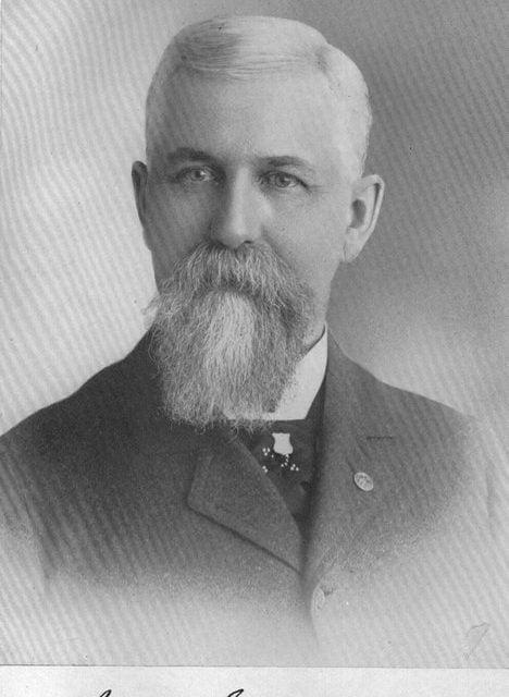 Biography of Jonas Stewart, M. D.