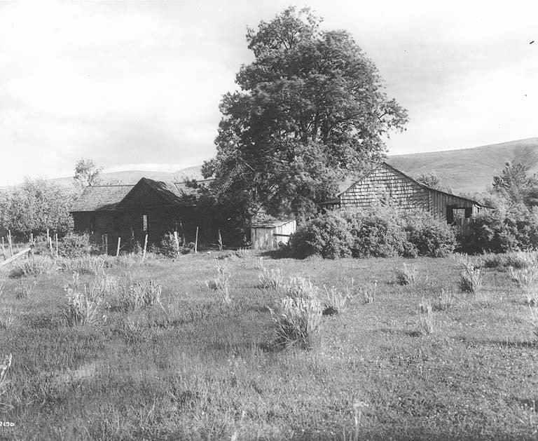 The Yakima War, 1855-56