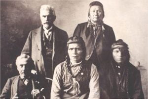 Chief Joseph 1899
