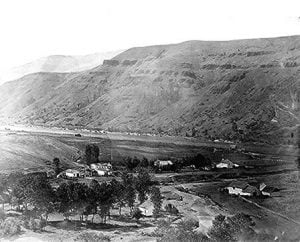 Nez Perce' Agency