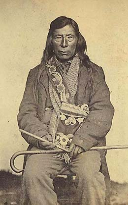 Biography of Chief Lawyer – Nez Perce