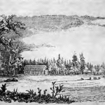 The Dalles Mission - 1840