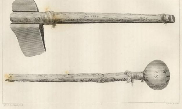 Indian Art, Tools and Weapons