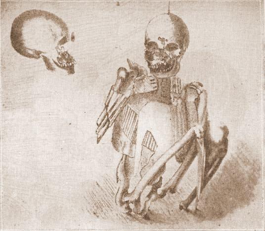 Skeleton In Armor